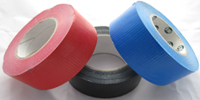 adhesive tape different colours
