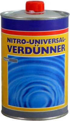 Nitro-Verdünner / Terpentinersatz/ Pinselreiniger/ Leinölfirnis
