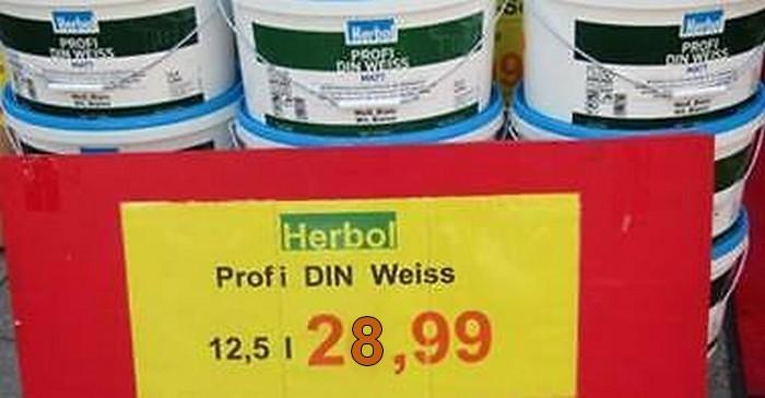 Wandfarben /Bodenbeschichtung / Betonbeschichtung