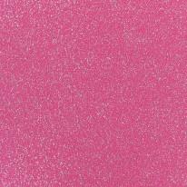 ExpoGlitzer-9302 - Rosa pink fuchsia Glitzereffektteppich mit B1