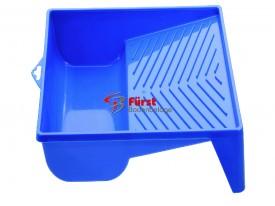 Farbwanne - Kunststoff, blau - 26 x 29 cm
