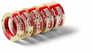 RED CORE -Profi Kreppband 50mm x 50m