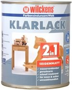 Klarlack 2in1 seidenmatt 375ml