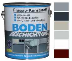 Beton Flüssig-Kunststoff 5L -Bodenbeschichtung 5L