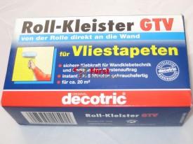 Roll-Kleister GTV für Vliestapeten