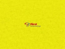 Expo Vlies Eco F B1 9213 Gelb mit Schutzfolie Pantone 7406C