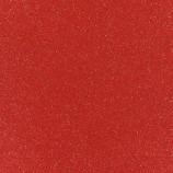 ExpoGlitzer 0962 - Rot  Glitzereffektteppich mit B1