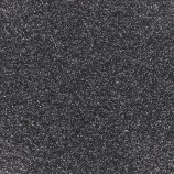 ExpoGlitzer 0910 - Black with silver glitter  Glitzereffektteppich mit B1