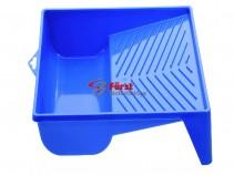 Farbwanne - Kunststoff, blau - 34 x 31 cm