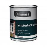 Dimensa Fensterlack 1-2-3 glänzend 2,5 l