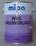 Mipa WBS  Malervorlack 2,5 Liter Grundierung weiß