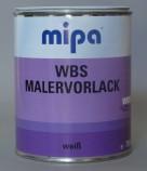 Mipa WBS  Malervorlack 750ml Grundierung weiß