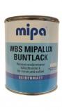 Buntlack seidenmatt Mipa WBS Mipalux 2,5L
