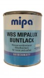 Buntlack seidenmatt Mipa WBS Mipalux  750ml